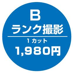 Bランク商品撮影1カット1980円